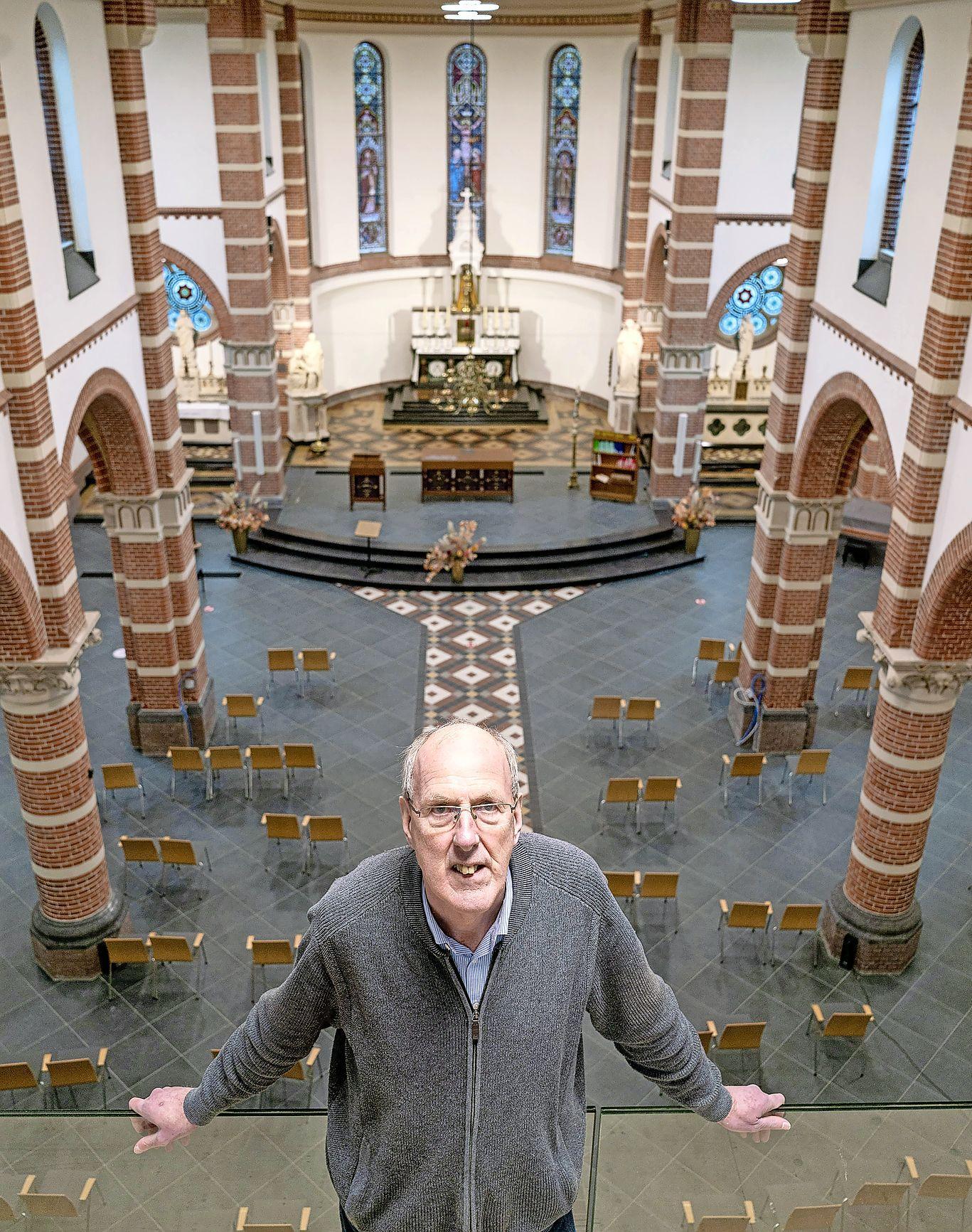 Johan Olling blijft nog even pastor in Limmen: opvolger trekt zich terug