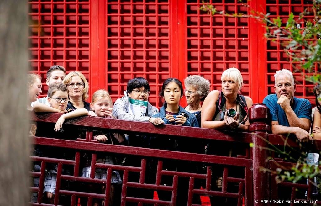 Pandajong Ouwehands in oktober te zien voor publiek