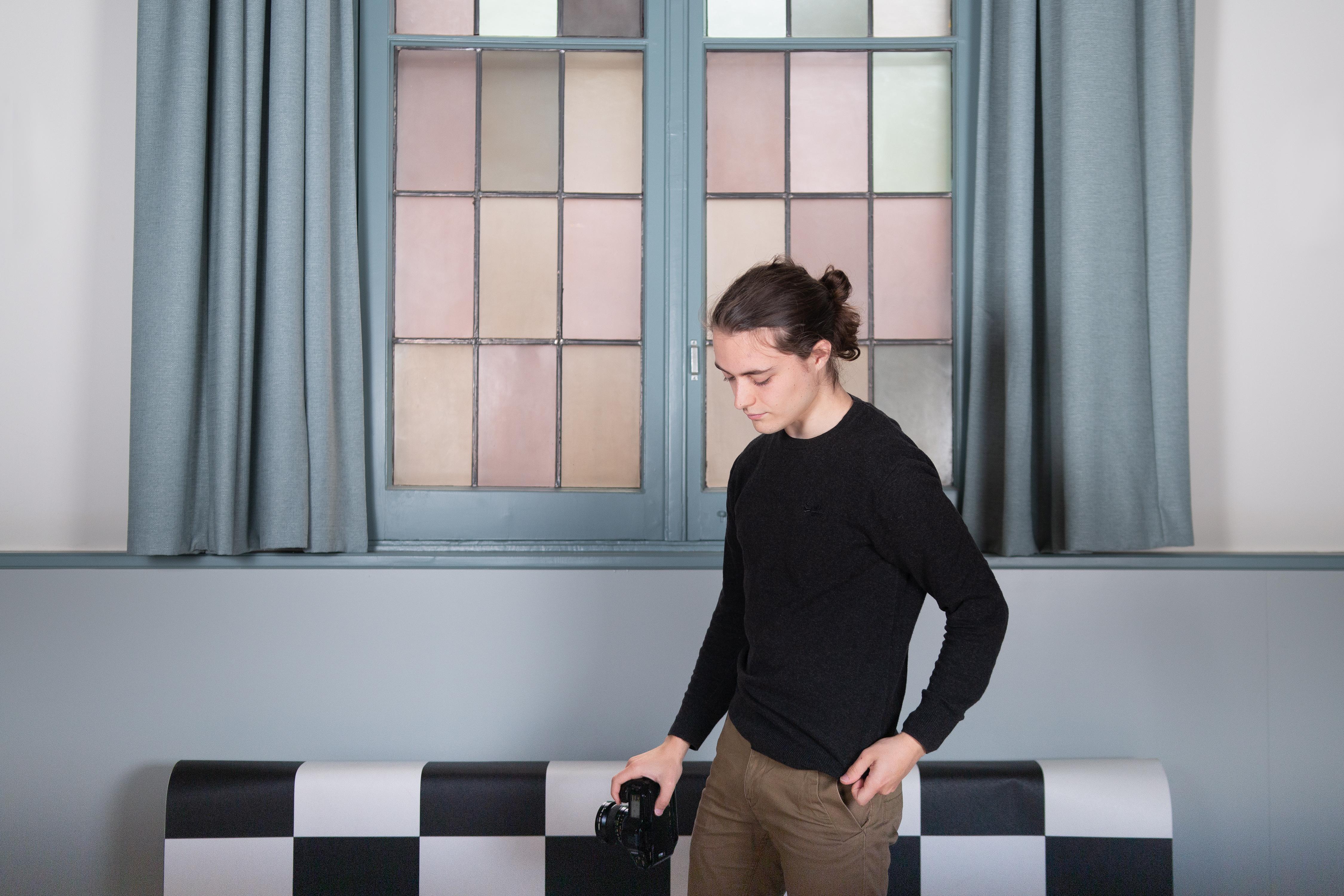 Maureen Jonker portretteert met '20 in 2020' Haarlemse jongeren: 'Het moesten geen rechttoe rechtaan-portretten worden