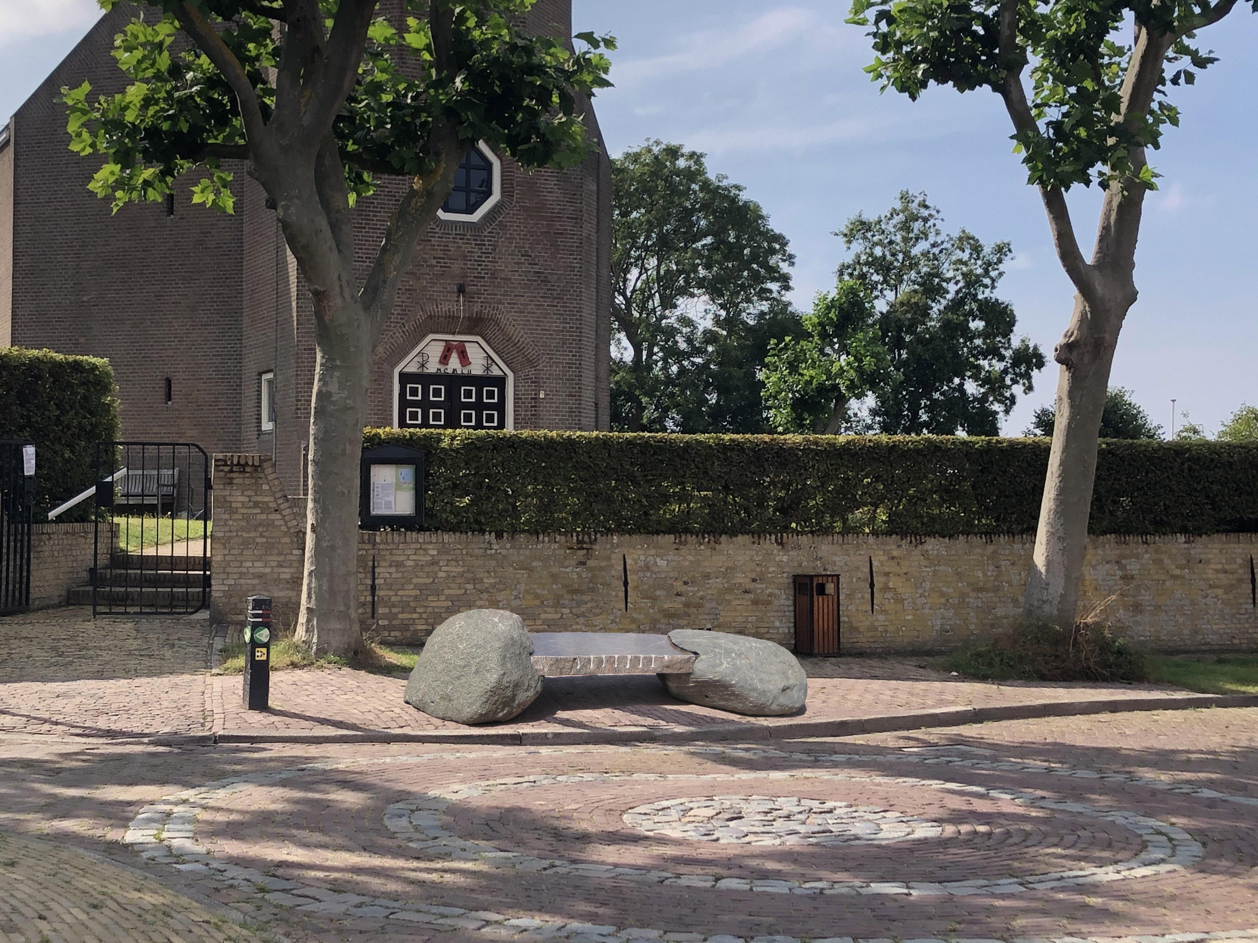 Eigenwijs De Waal kiest kunstwerk van Ton Kalle. 'Ik dacht: als ze dít niet leuk vinden...'