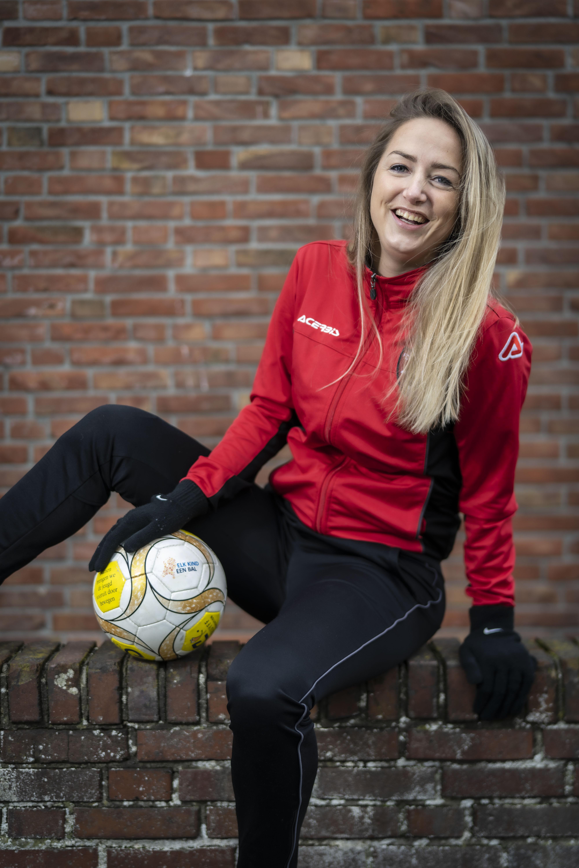 Anique van der Klaauw: 'Als aanvoerder vind ik de druk te hoog om zelf lekker het spelletje te spelen'