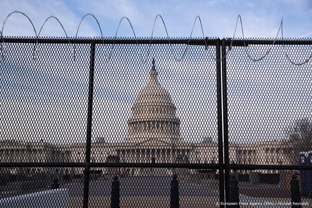 Ministeries VS onderzoeken reactie op bestorming op Capitool