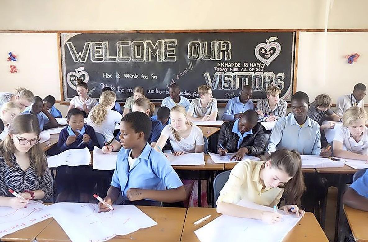 Leerlingen Werenfridus brengen ruim 20 mille bijeen voor school in Malawi
