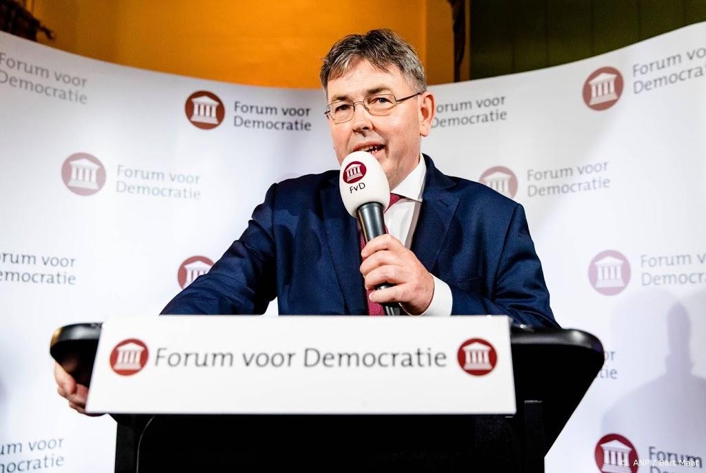 FVD'ers in Brussel breken met partij en gaan zelfstandig verder