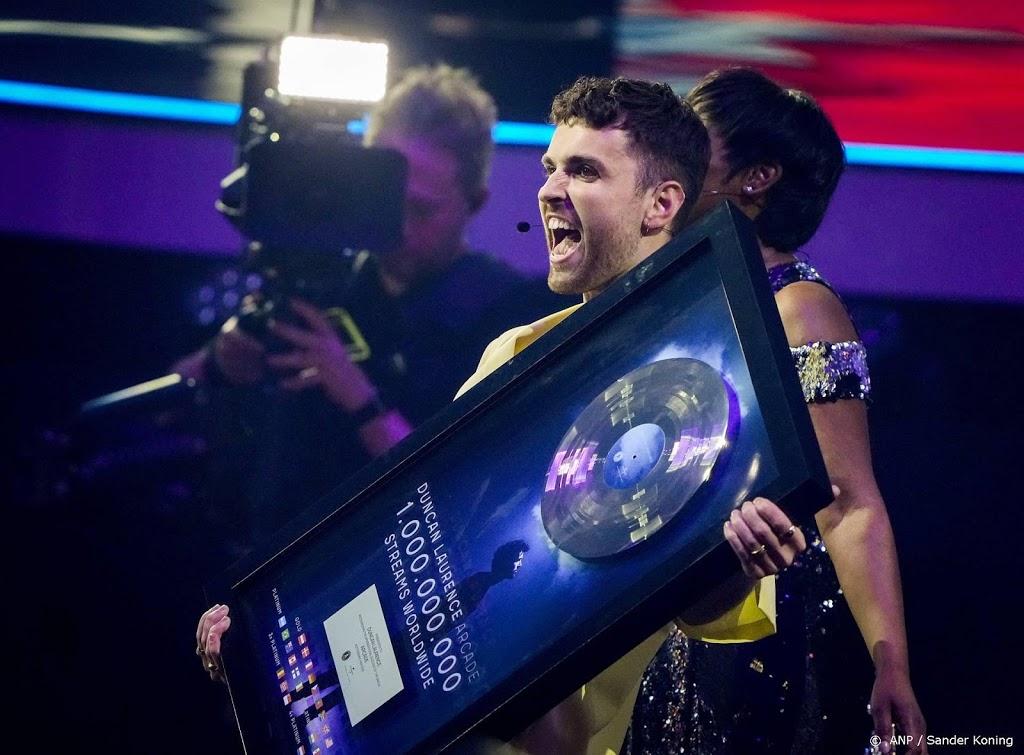 Duncan Laurence heeft corona, treedt niet op bij songfestival