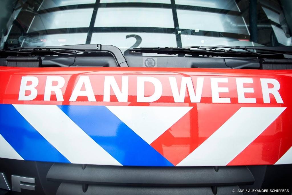 Brand in verpleeghuis Rotterdam, aantal bewoners naar ziekenhuis
