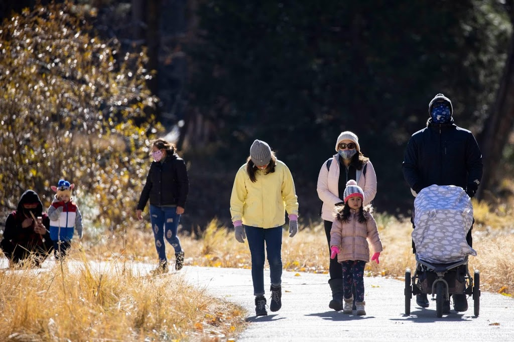 Miljoenen Amerikanen negeren coronarichtlijnen op Thanksgiving