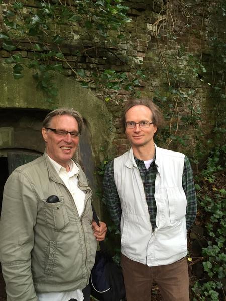 Ron Zeller en Pim Griffioen