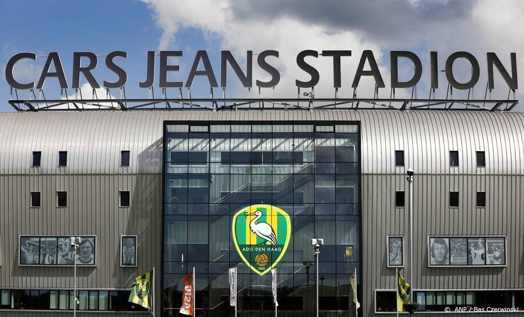 Noodbevel gemeente Zuidplas om wedstrijd ADO tegen Willem II