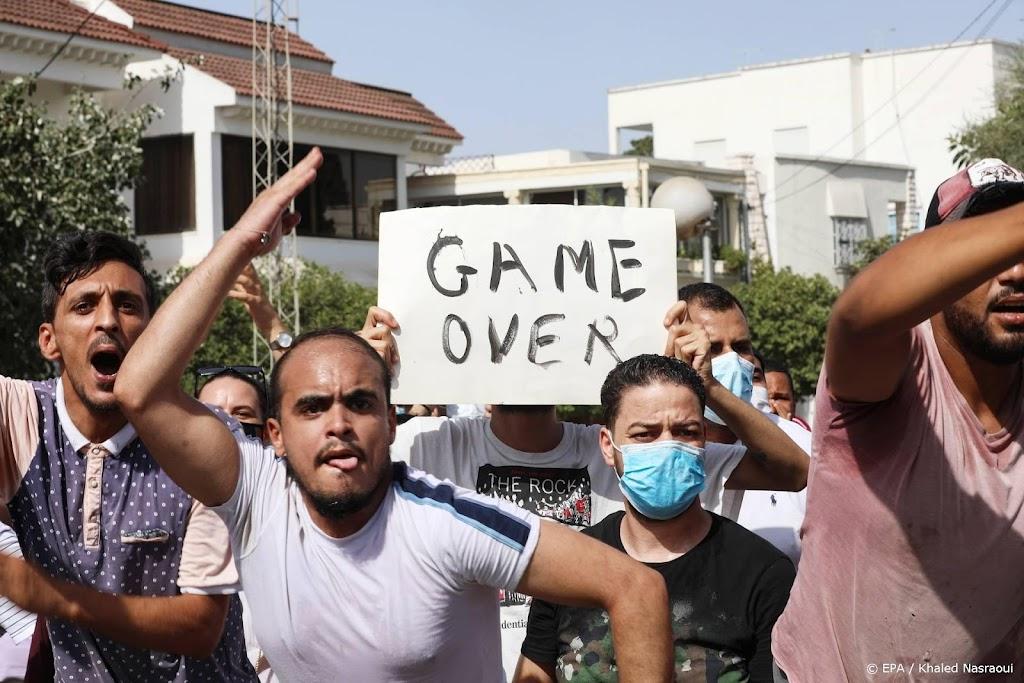 VS en EU roepen Tunesië op democratie te respecteren