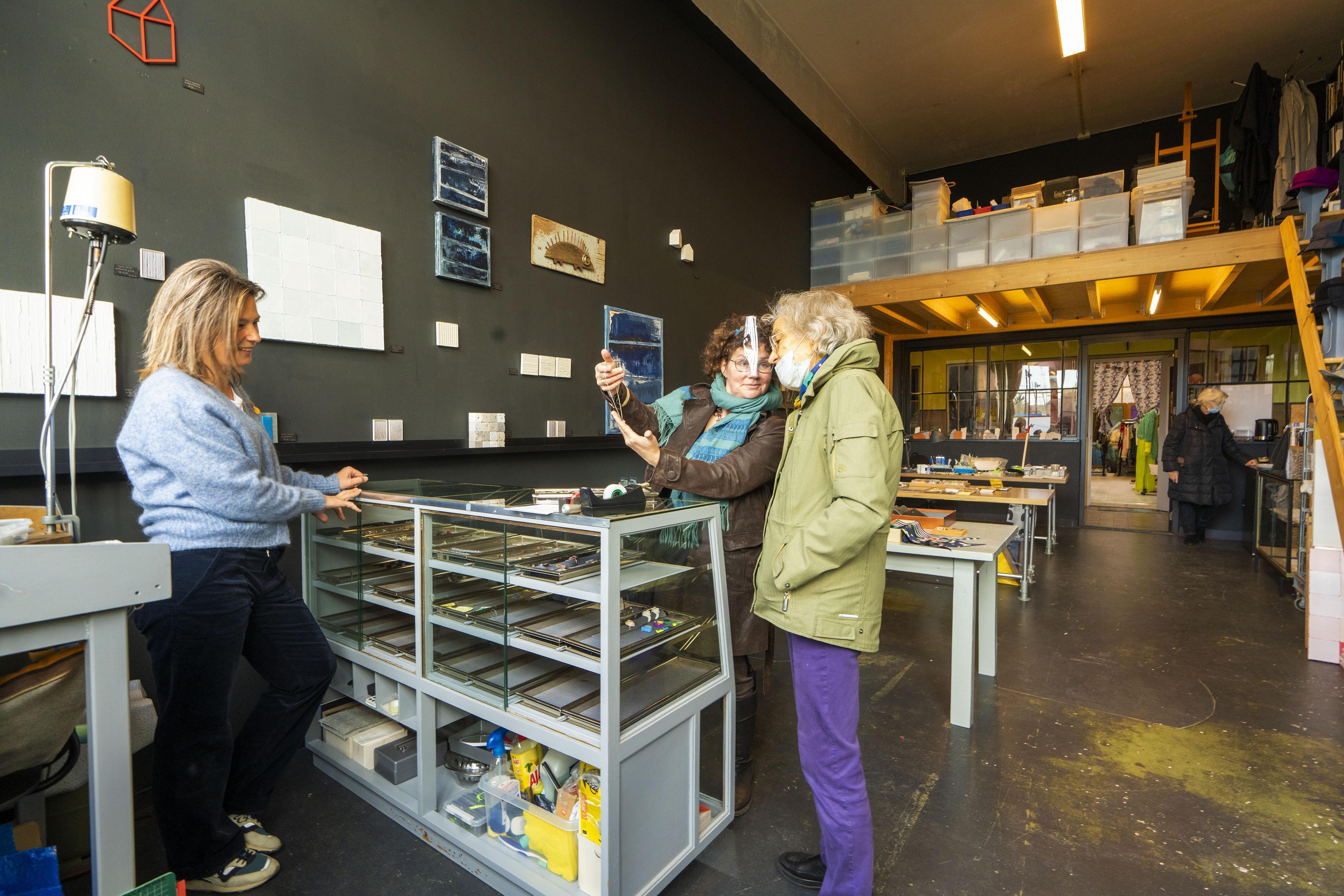 Haagweg 4 is een weekend lang de kleurrijkste cadeautjeswinkel van Leiden
