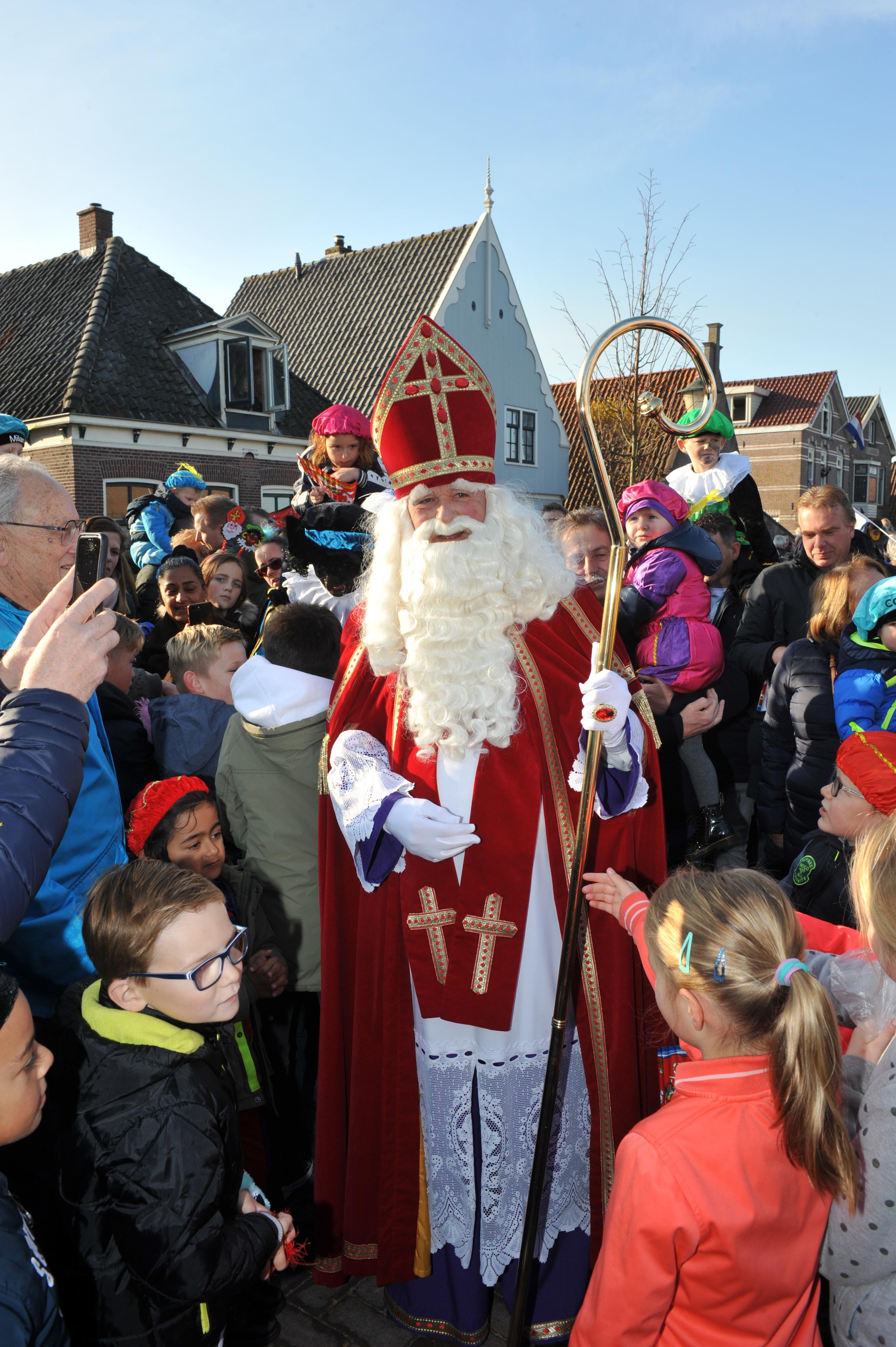 'Alternatief' voor intocht Sinterklaas in Uitgeest