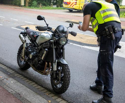 'Leiden moet meer doen aan lawaai motoren'