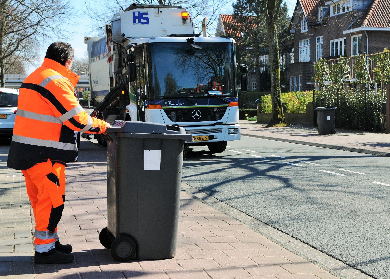 6000 huishoudens in Haarlemmermeer kunnen een veel grotere grijze kliko krijgen. Afvalcoaches bepalen wie hem krijgt