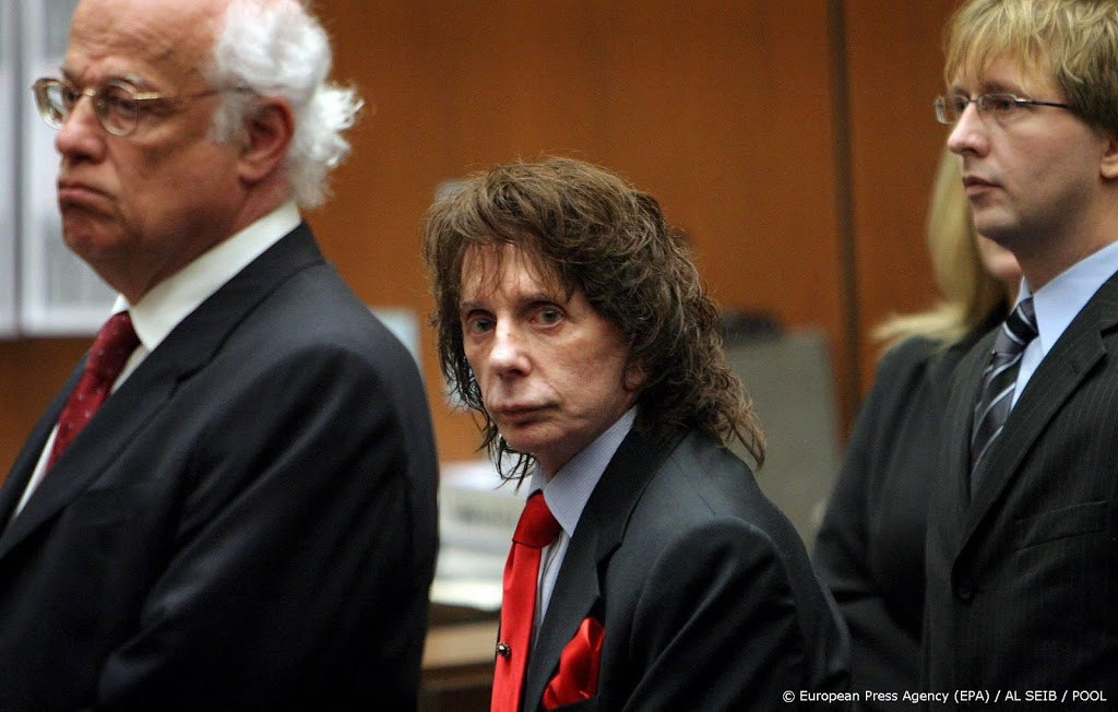 Muziekproducent Phil Spector (81) overleden