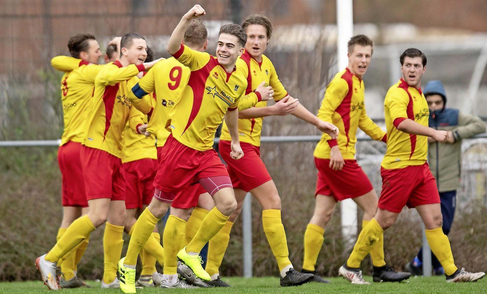 Voetbalclubs Valken'68, TAVV en SJC (za) gaan voor stap omhoog. 'We denken een reële kans te maken op goedkeuring van de wens'