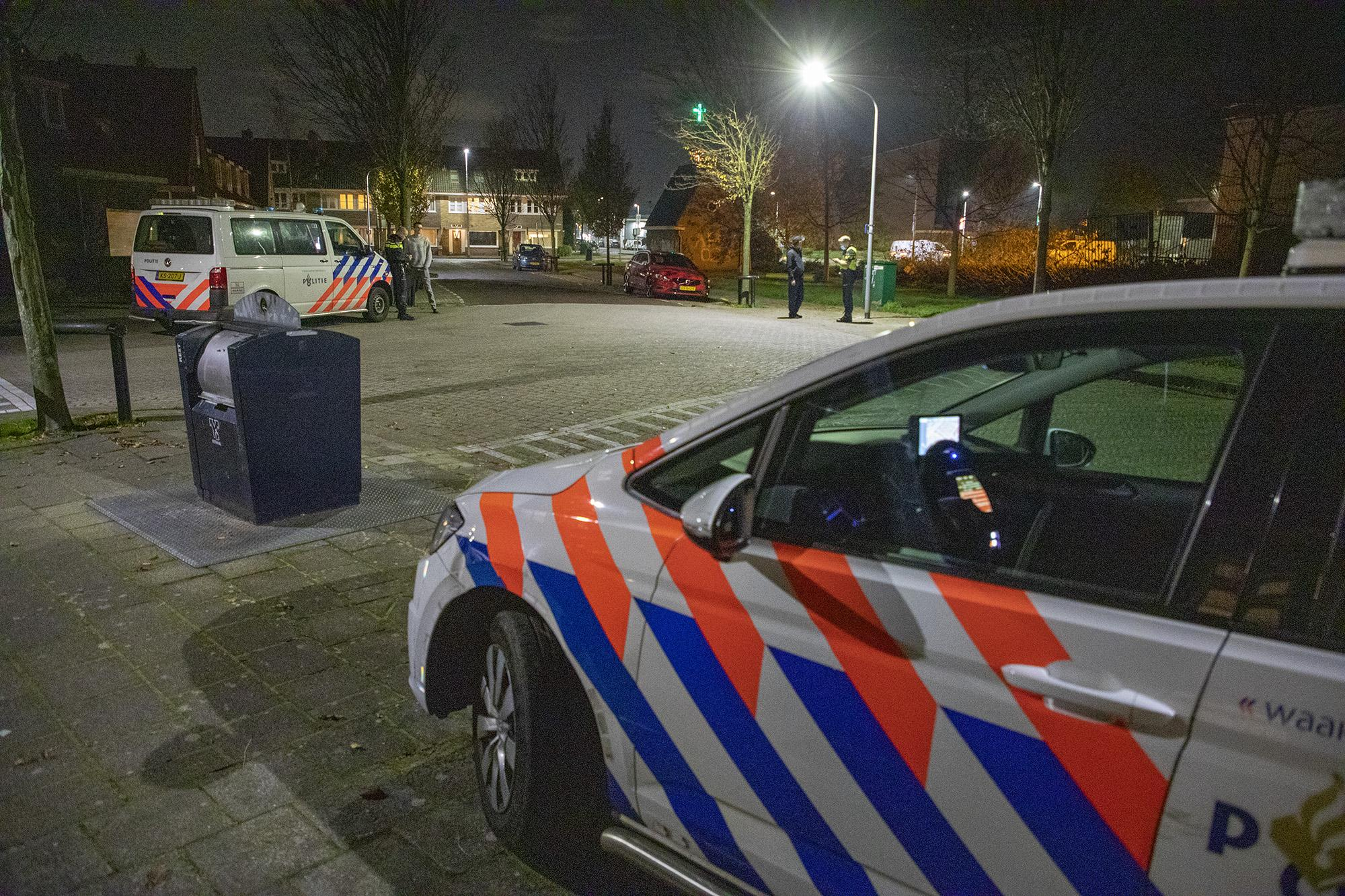 Burgernet verstuurd vanwege gestolen scooter in Haarlem; politie zoekt meerdere daders