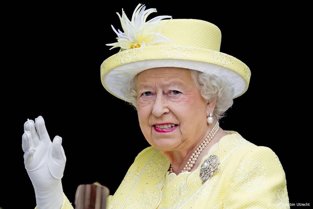 Britse koningin 11 mei weer op pad voor opening parlement
