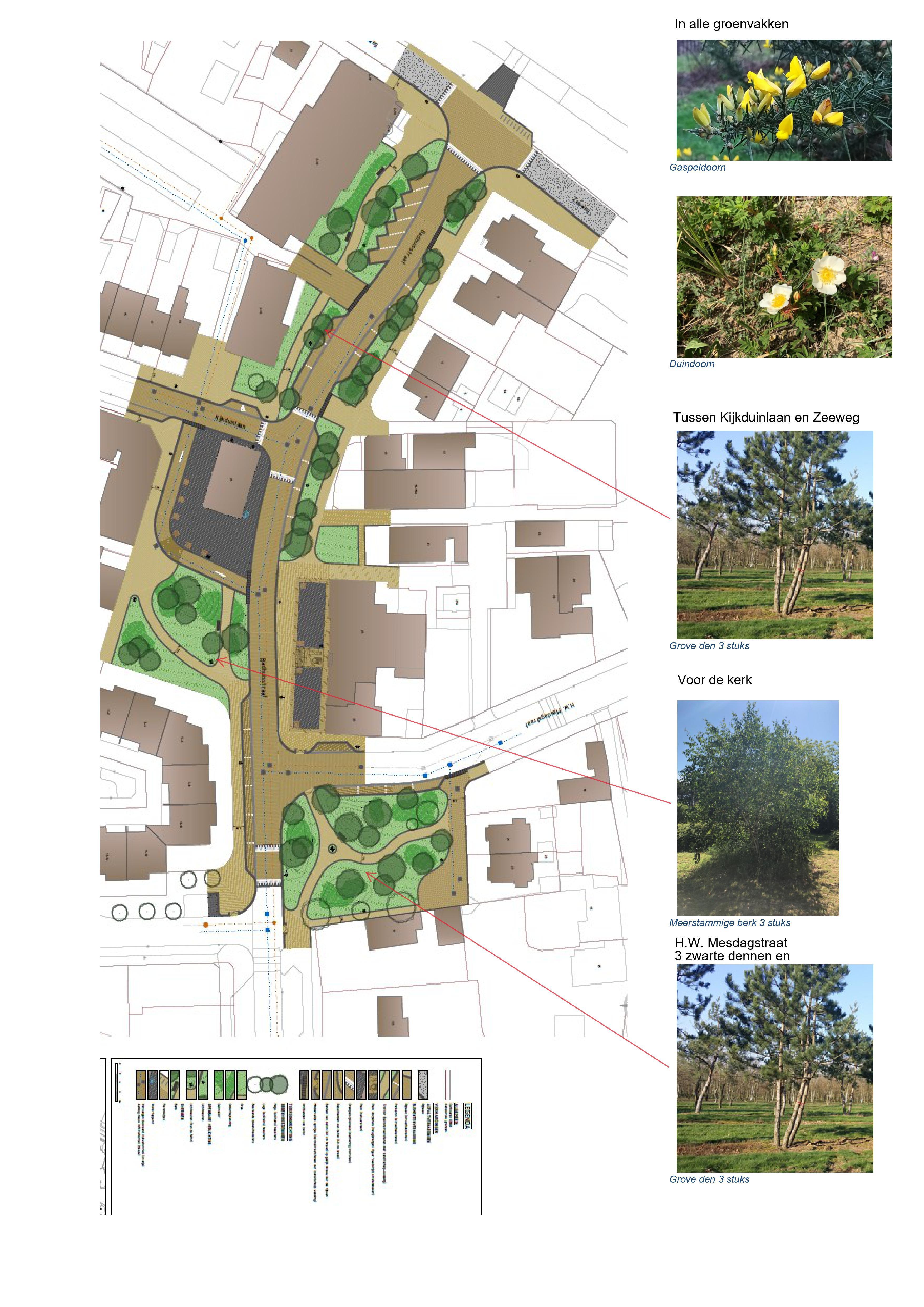 Volgend jaar begin met inrichting nieuw dorpsplein Huisduinen