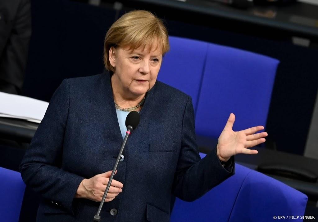 Merkel wijst extra belasting vermogenden om coronacrisis af