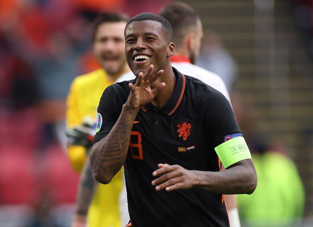 Oranje wint tegen Noord-Macedonië (3-0) ook derde pouleduel [video]