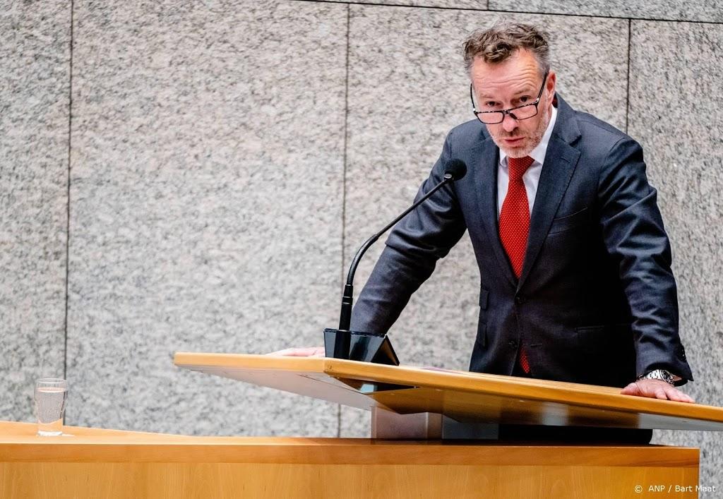 Nieuwe partij Van Haga gaat Belang van Nederland heten