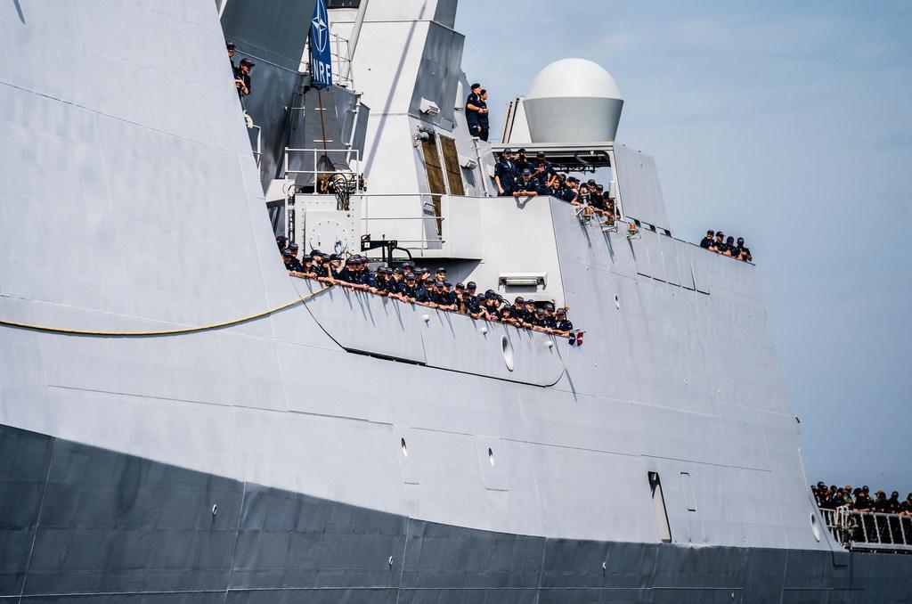 Onrust op marineschip in Den Helder: 'Denk dat ik besmet raak'