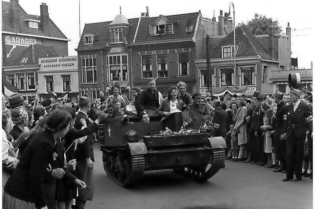 Bewegend Verleden: Oorlogsleven en bevrijding van Haarlem [video]