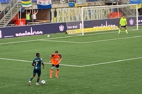 Wat is een overwinning in de voorbereiding waard? 'Toch wel wat, dit geeft vertrouwen', zegt FC Volendam-spits Martijn Kaars