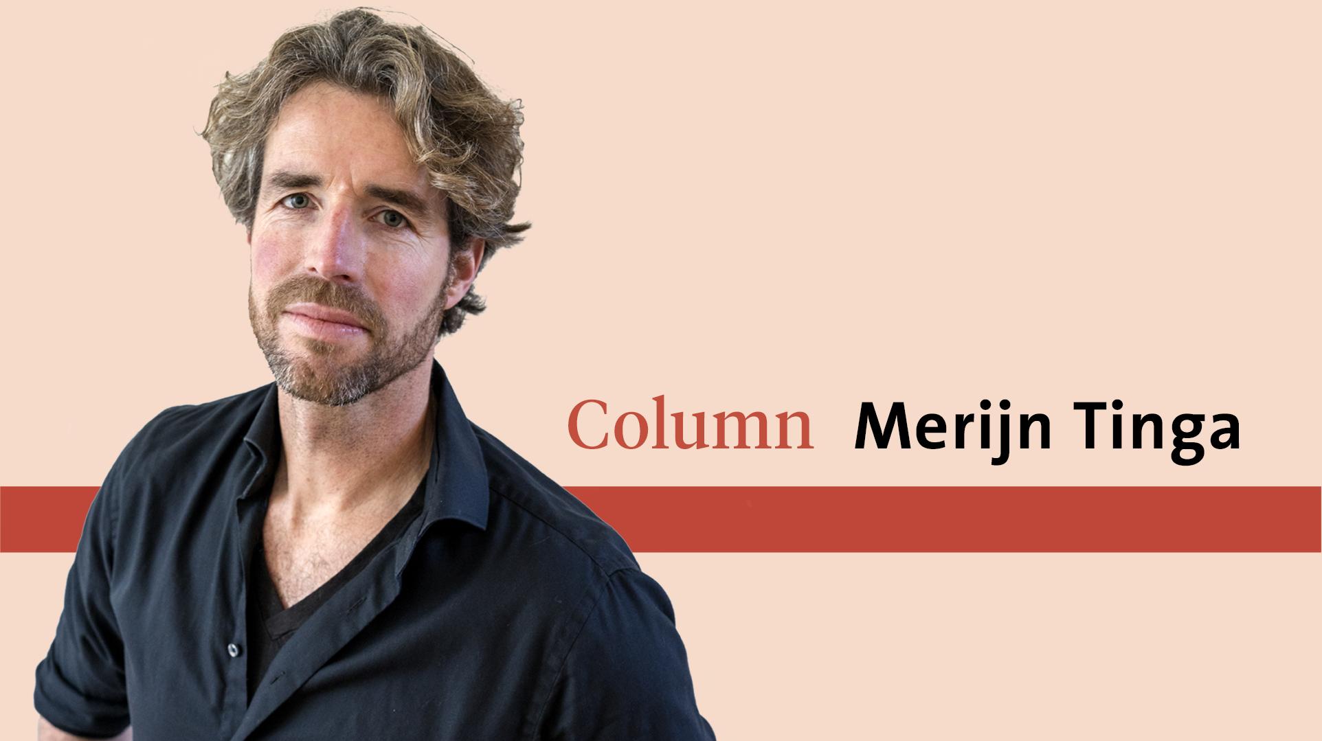 'Als we willen opruimen, moeten we dat zoveel mogelijk op de oevers en aan de kust doen | column