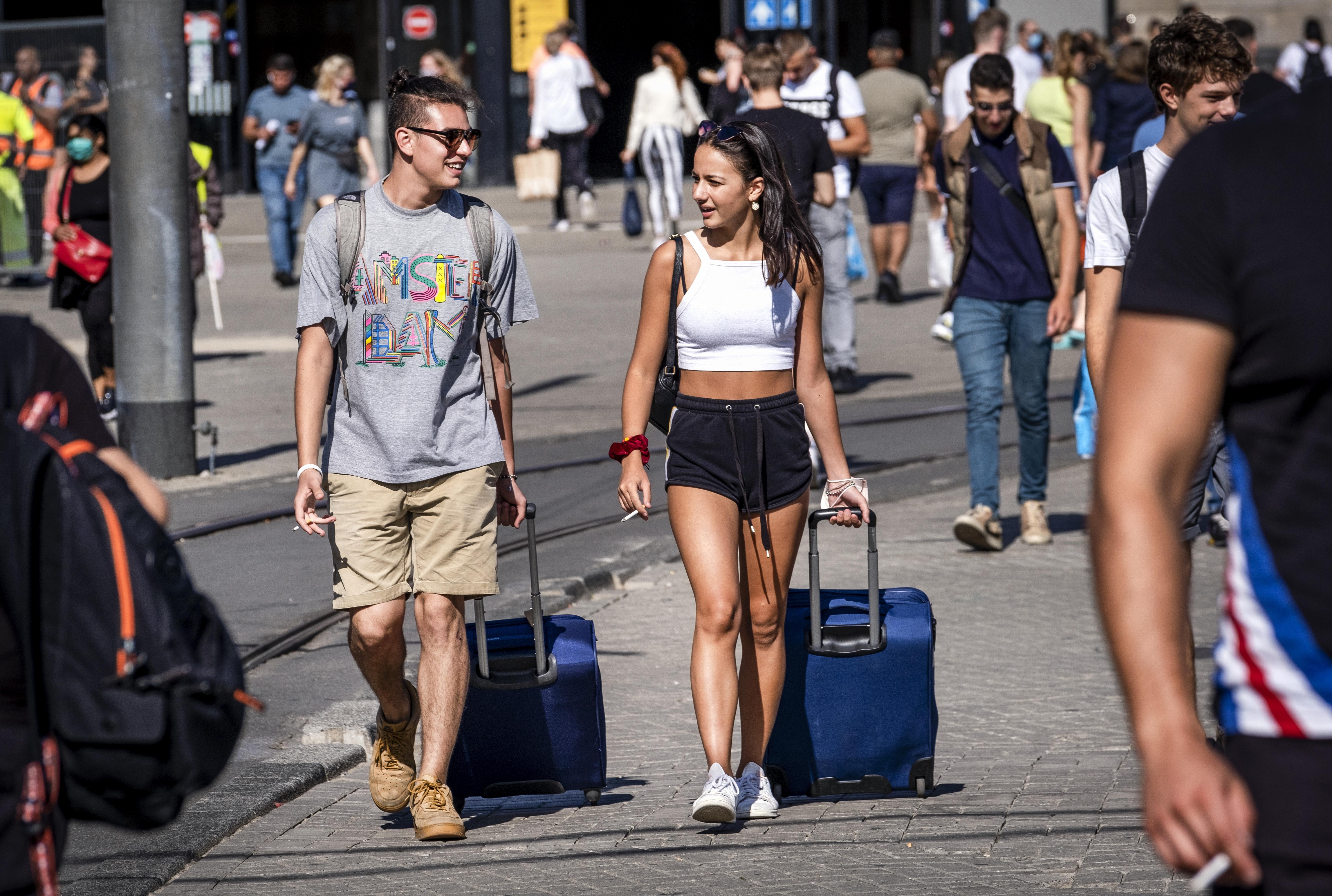 Corona raakt toerisme het hardst in Noord-Holland, Zuid-Holland ook behoorlijk knock out in tweede kwartaal, blijkt uit nieuwe CBS-cijfers