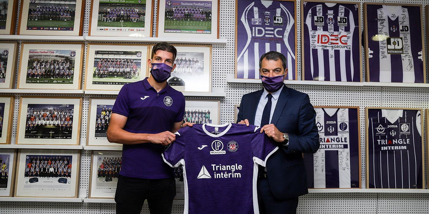 Oudorper Stijn Spierings maakt transfer van Bulgarije naar het Franse Toulouse FC
