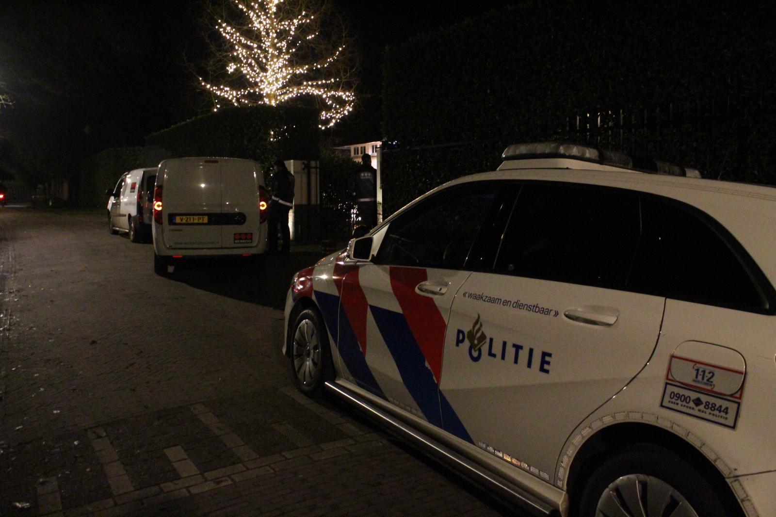 Meerdere personen op heterdaad aangehouden bij inbraak in Blaricum
