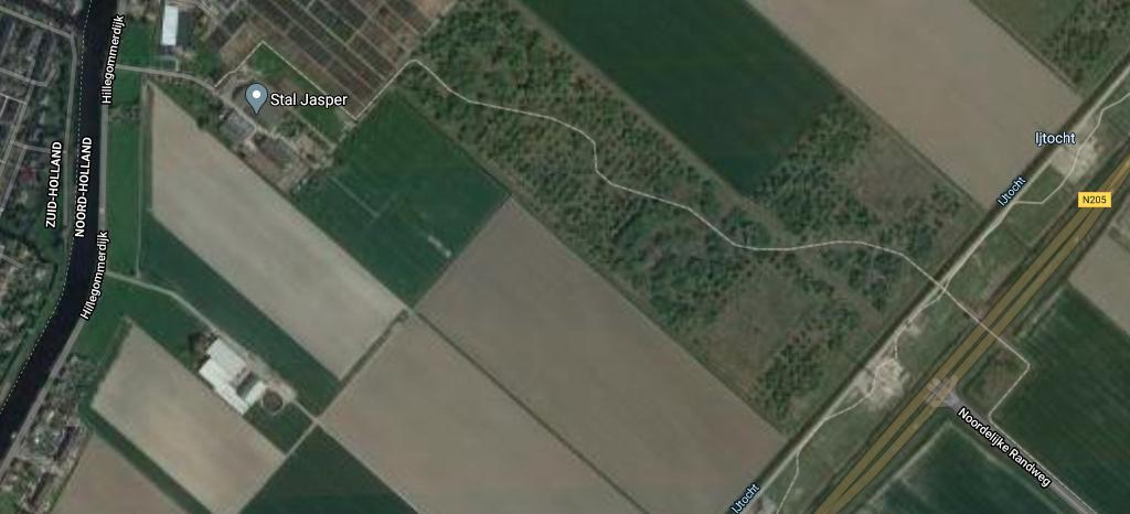 Fietspad in bos tussen Beinsdorp en Nieuw-Vennep blijft langer dicht; Staatsbosbeheer plaatst 'hufterproof' hekken