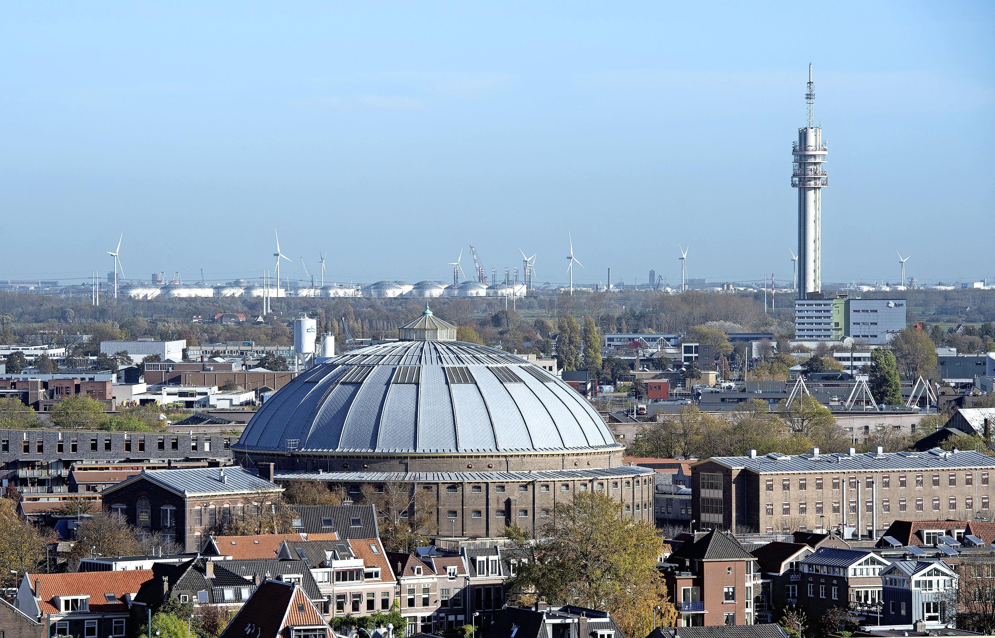 Provincie stelt miljoen euro beschikbaar voor betaalbare studenten- en jongerenwoningen bij voormalig gevangenis De Koepel in Haarlem