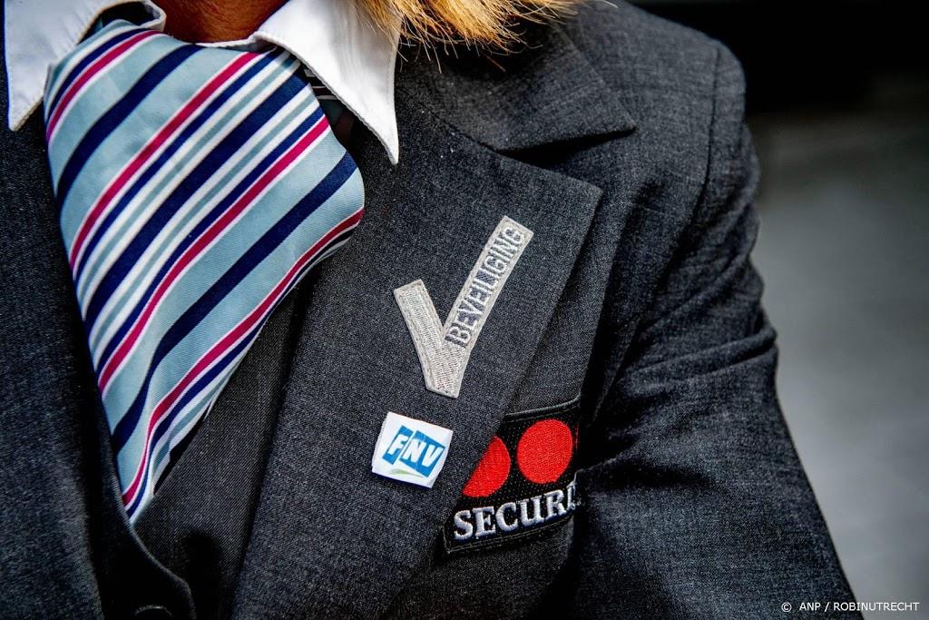 'Ook beveiligers moeten voorrang coronatests krijgen'