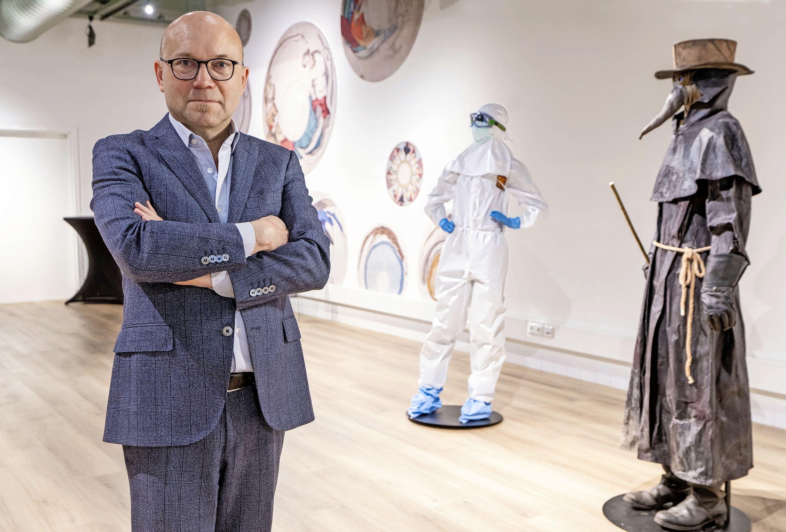 Europees museum van het jaar trekt meer bezoekers, maar ook vakgenoten. 'Prestigieuze prijs laat zien dat kwaliteit van Leidse musea hoog is'