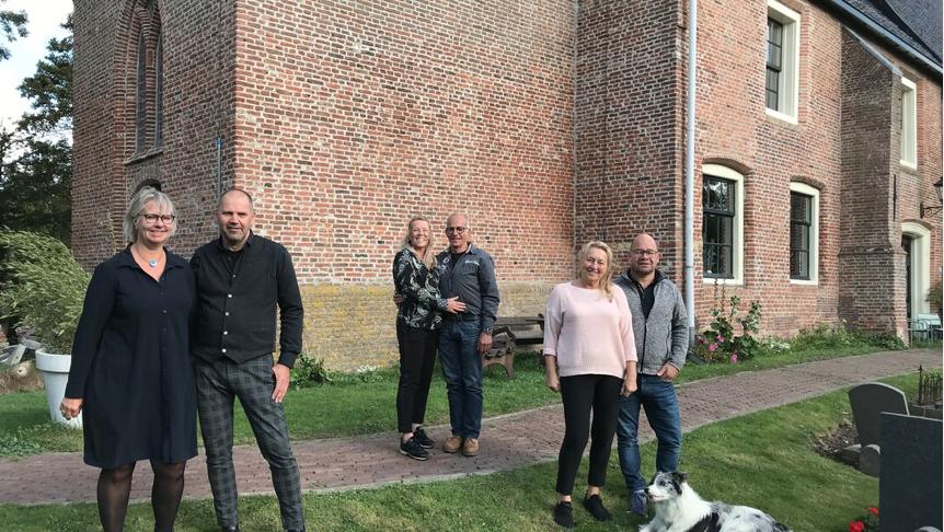 Tv-programma Bed & Breakfast doet een rondje Noord-Holland langs Den Burg, Twisk en Westbeemster