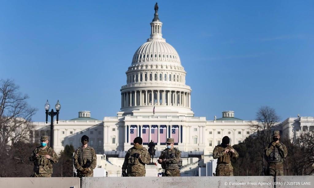 Capitool-politie waarschuwde voor mogelijke aanval op Congres
