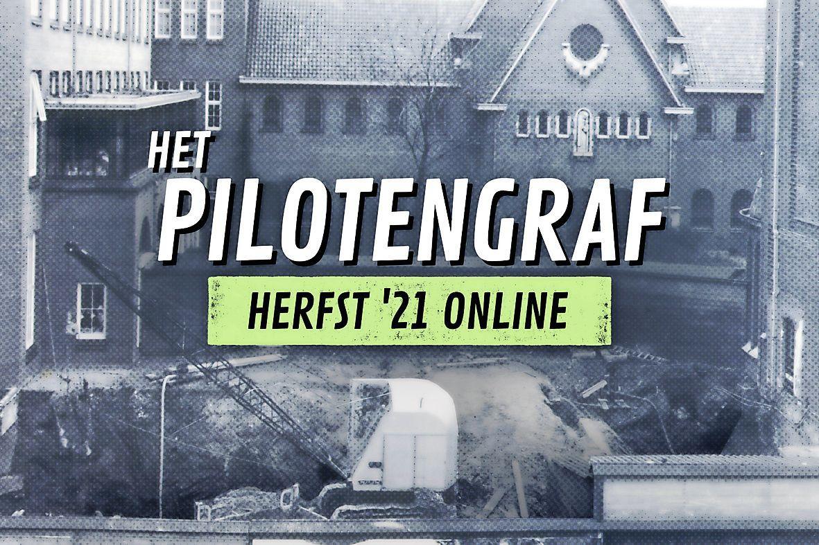 Beluister hier de trailer van de podcast Het Pilotengraf. Over hoe een jachtvlieger zich in de binnentuin boorde en hoe het Elisabeth ziekenhuis aan een ramp ontsnapte