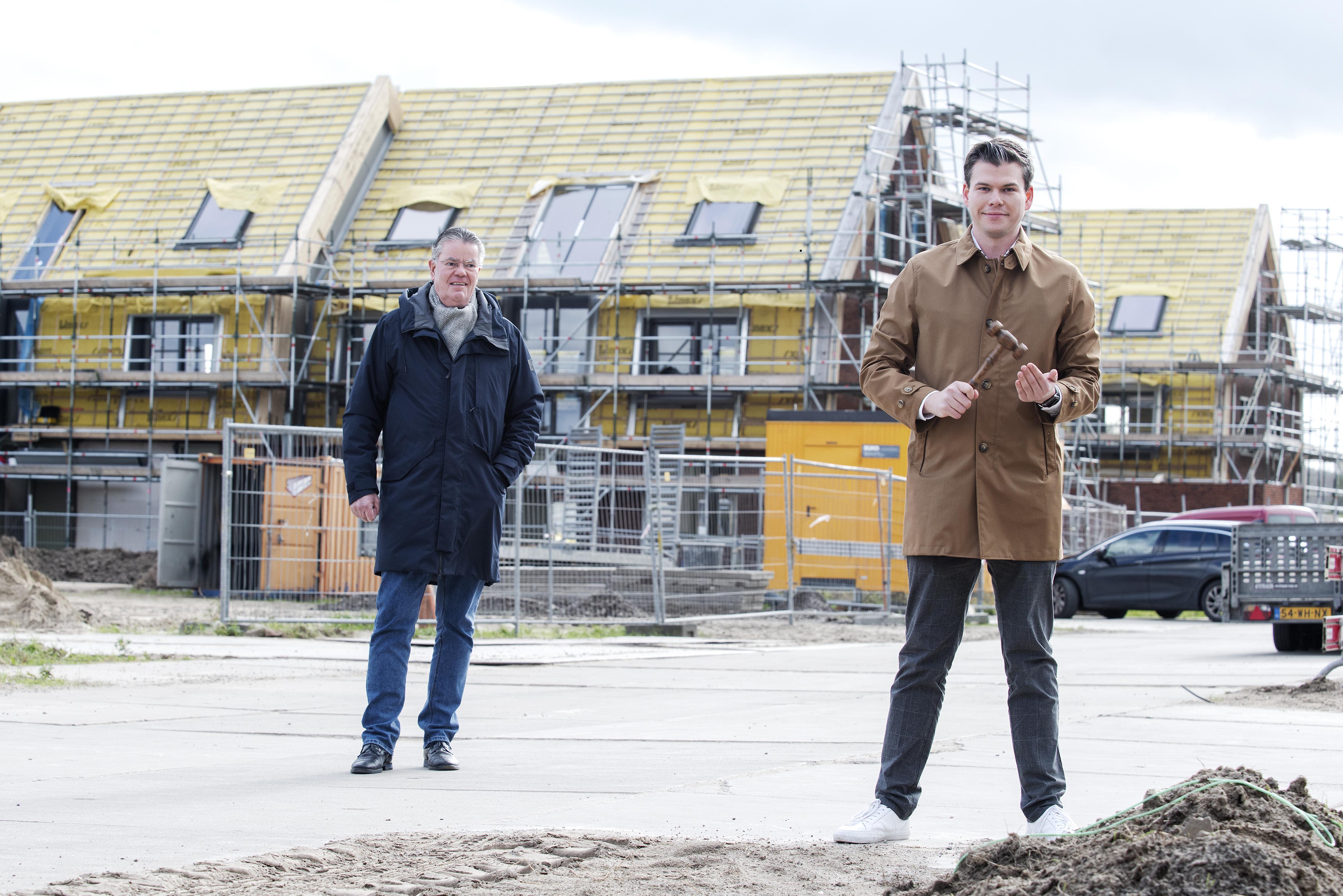 Kevin Benning (28) is de nieuwe fractievoorzitter van de Beverwijkse VVD-fractie. 'Hij moet alleen nog een beetje leren nuanceren'