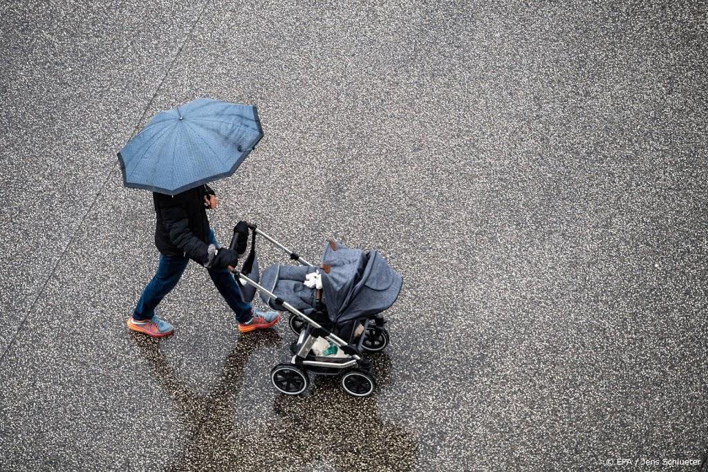 Duitsland meldt 'babyboom' in jaar na eerste coronagolf