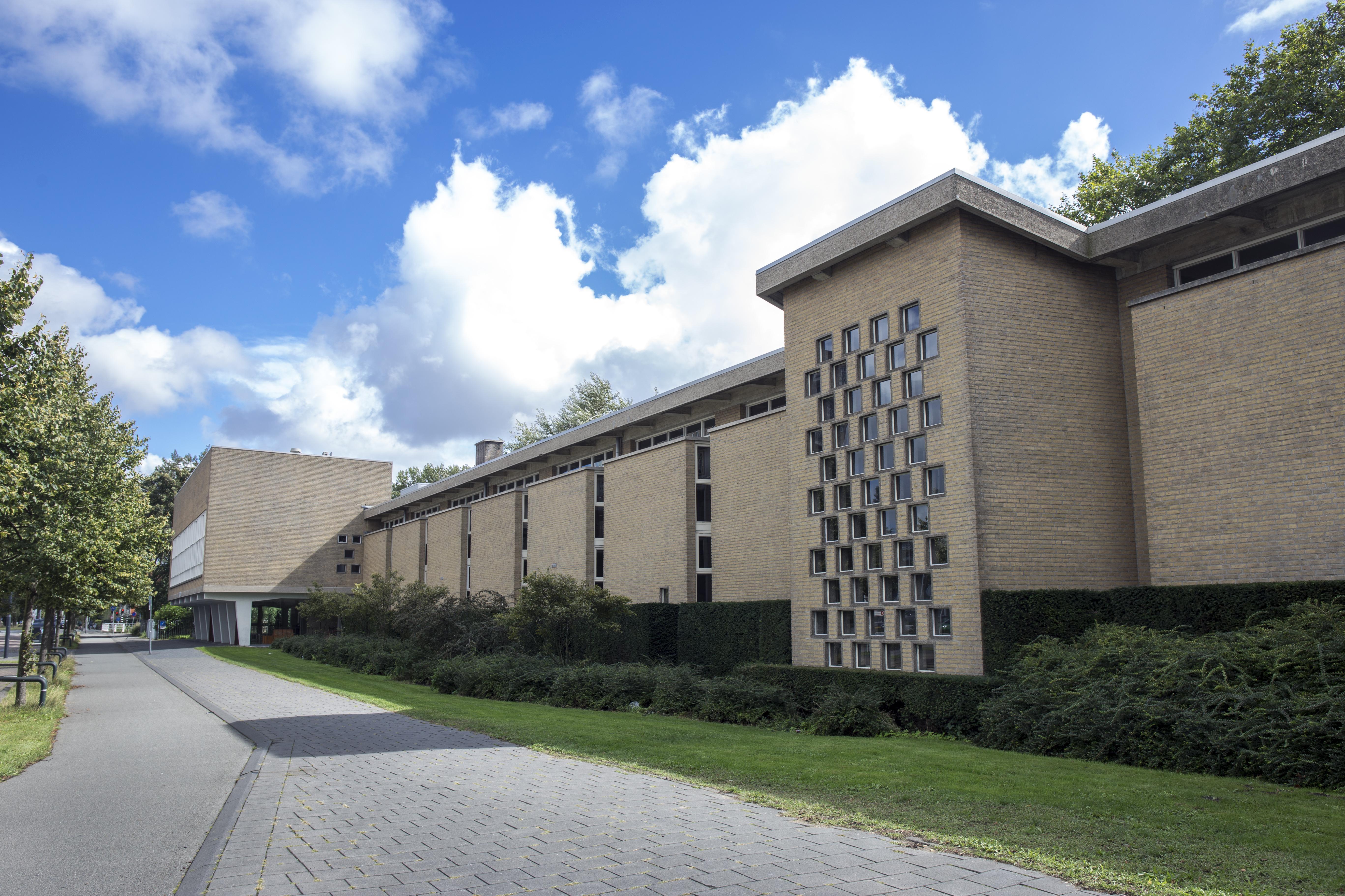Waardering voor jong Haarlems erfgoed: voor het meest iconische gebouw van Schalkwijk komt het te laat, maar naoorlogse bouwkunst krijgt bescherming