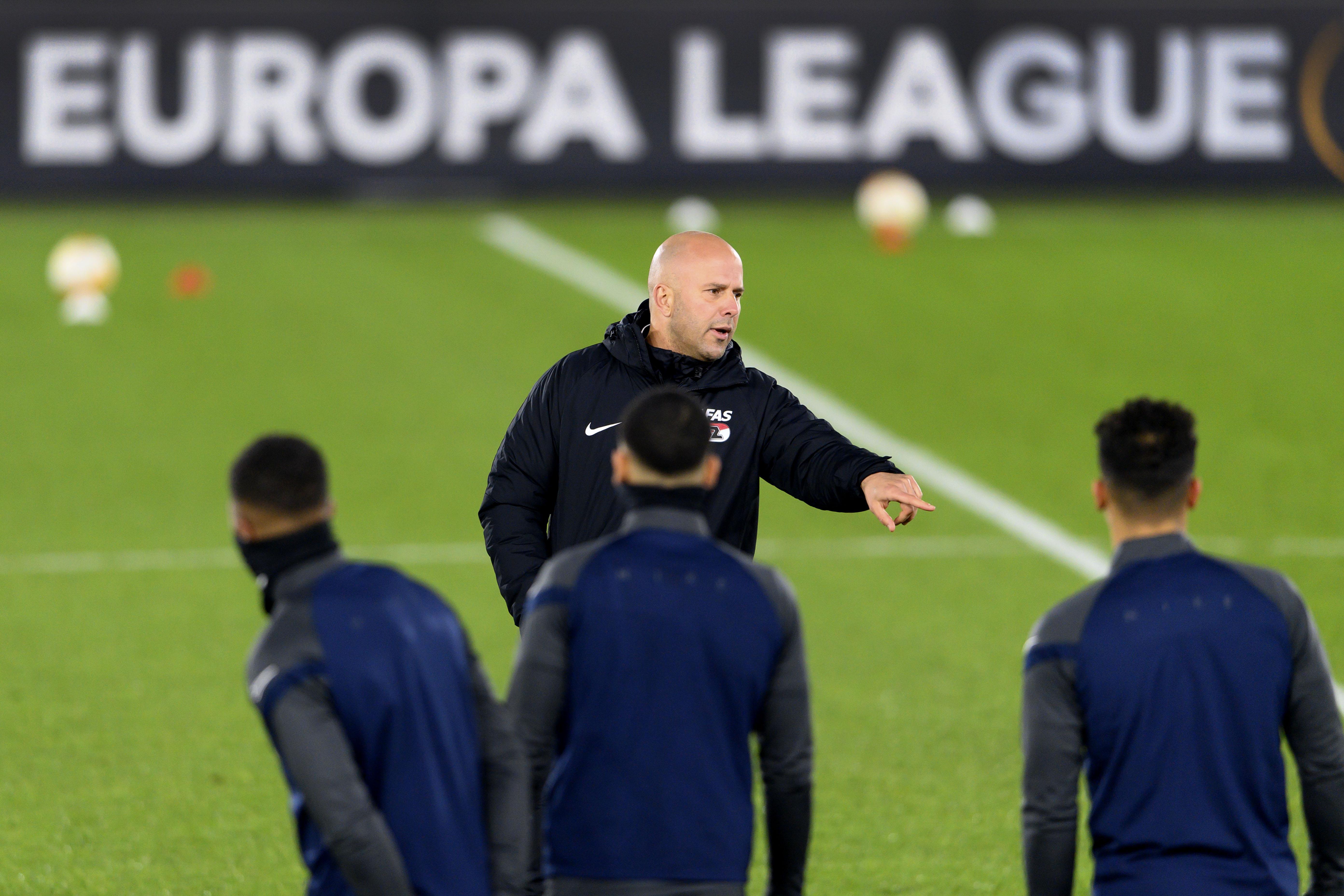 Dit zijn voor AZ de gevolgen van winnen, gelijkspelen of verliezen tegen Napoli