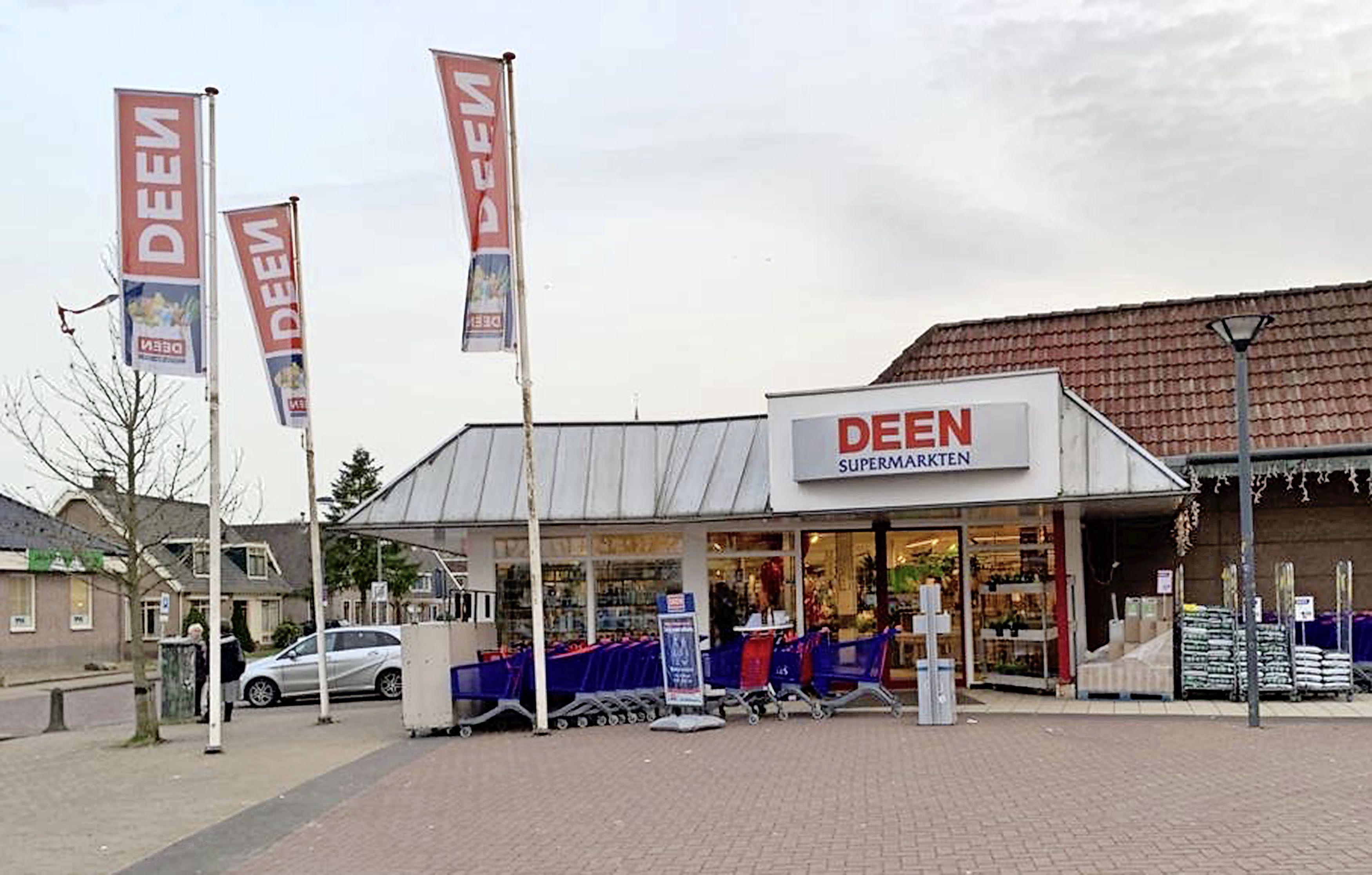 Deen nu definitief verkocht aan AH, Vomar en Deka. Kogel door de kerk nu AH afziet van supermarkt Tuitjenhorn