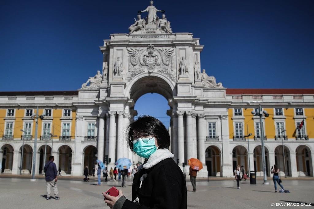 Lissabon op slot vanwege Delta-variant, toeristen mogen wel weg