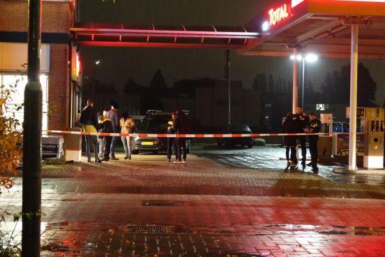 Vijftienjarige verdachte aangehouden voor gewapende overval tankstation in Koog aan de Zaan