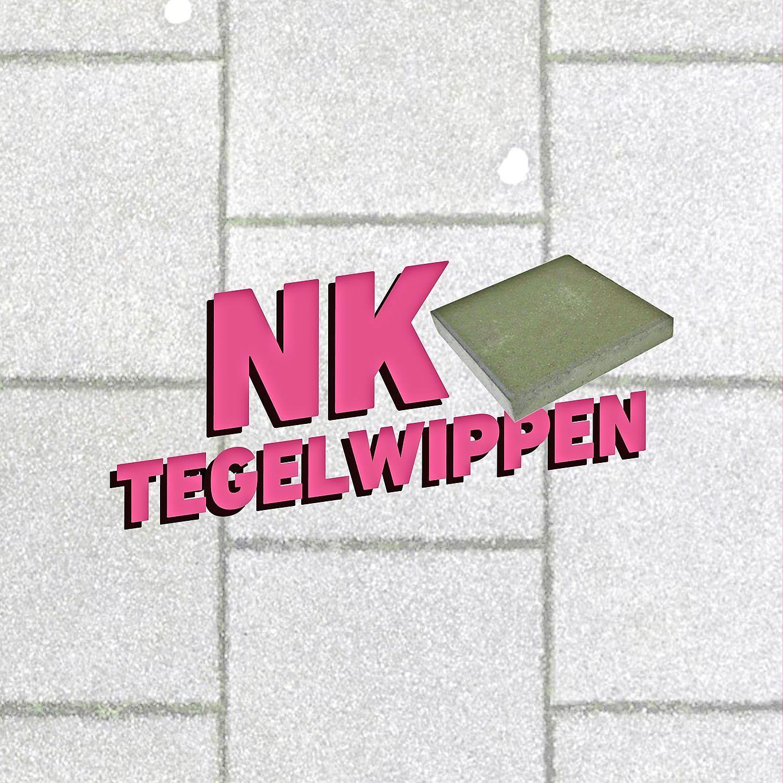 Weesp geeft wedstrijd NK Tegelwippen een boost: wie tegels inlevert krijgt bon voor extra plantjes bij tuincentra
