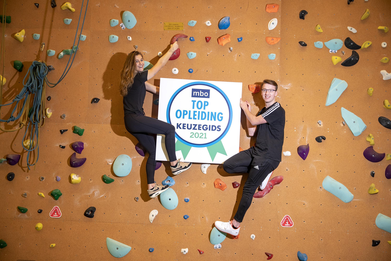Sport- en dansopleidingen Nova College Haarlem doen het goed in 'keuzegids mbo 2021'