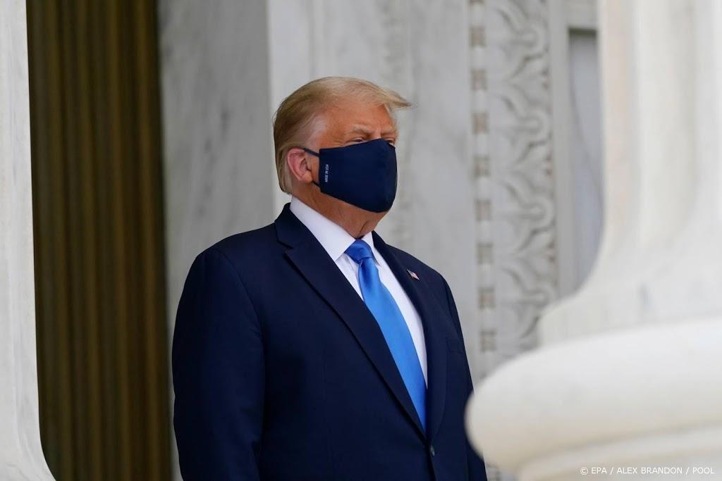 Nicht van president Trump sleept hem voor de rechter